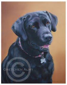 Oil on Linen Portraits