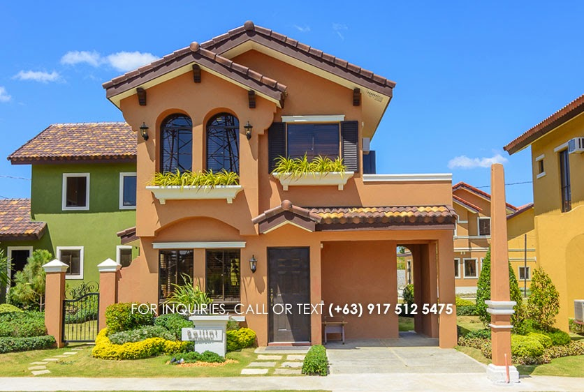 Ponticelli - Bellini| Crown Asia Prime House for Sale in Daang Hari Bacoor Cavite
