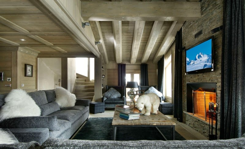 SWITZERLAND Interior Design Style