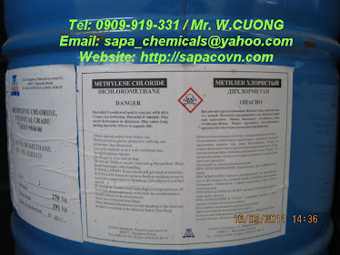 Dichloromethane - methylene chloride / MC