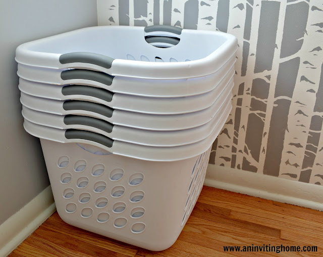 my favorite laundry baskets