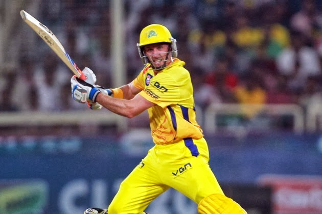 Michael-Hussey-Chennai-Super-Kings-vs-Titans-M3-CLT20-2013