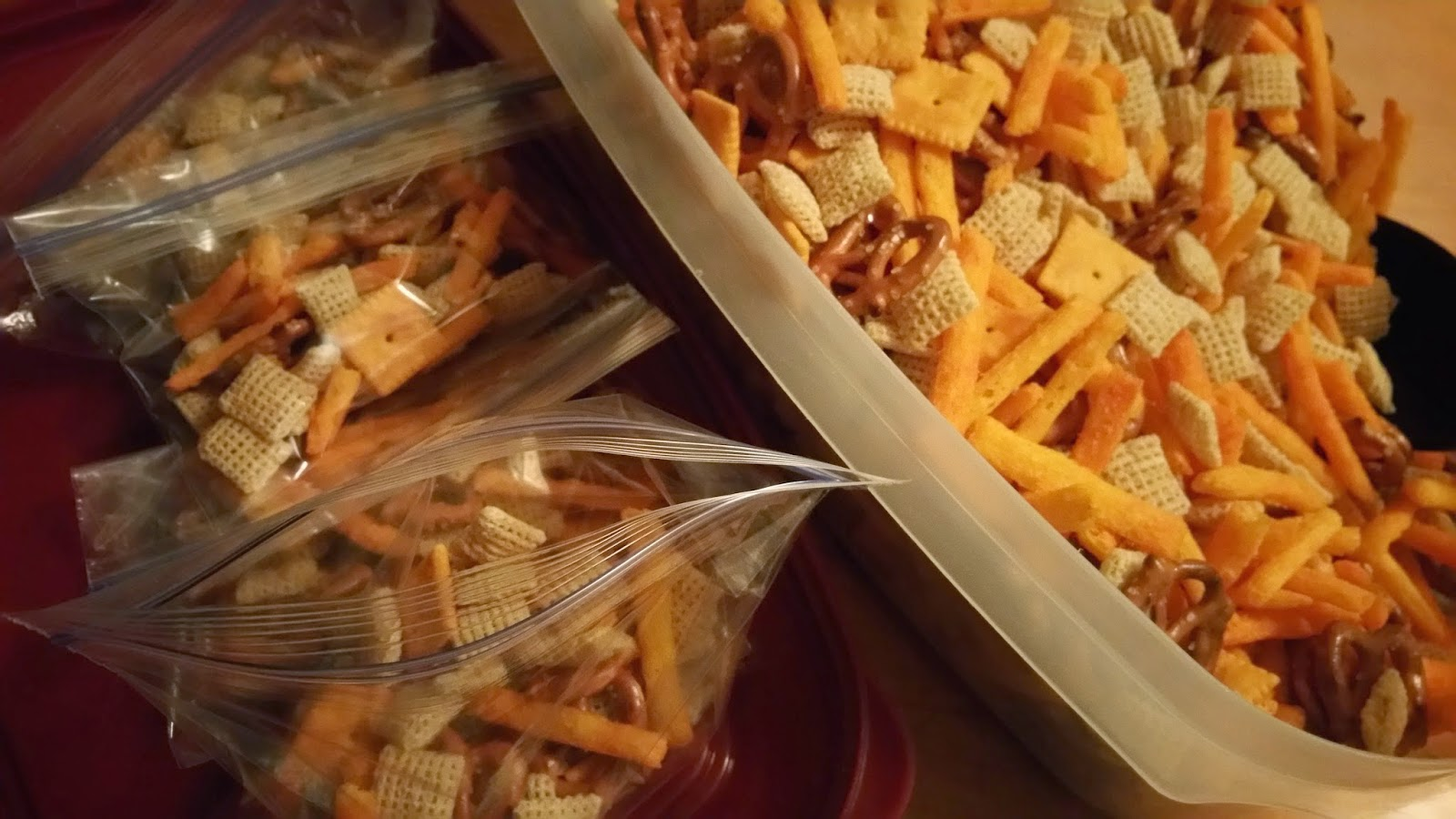 Cheap Easy Snack Mix | Navigating Hectivity by Micki Bare