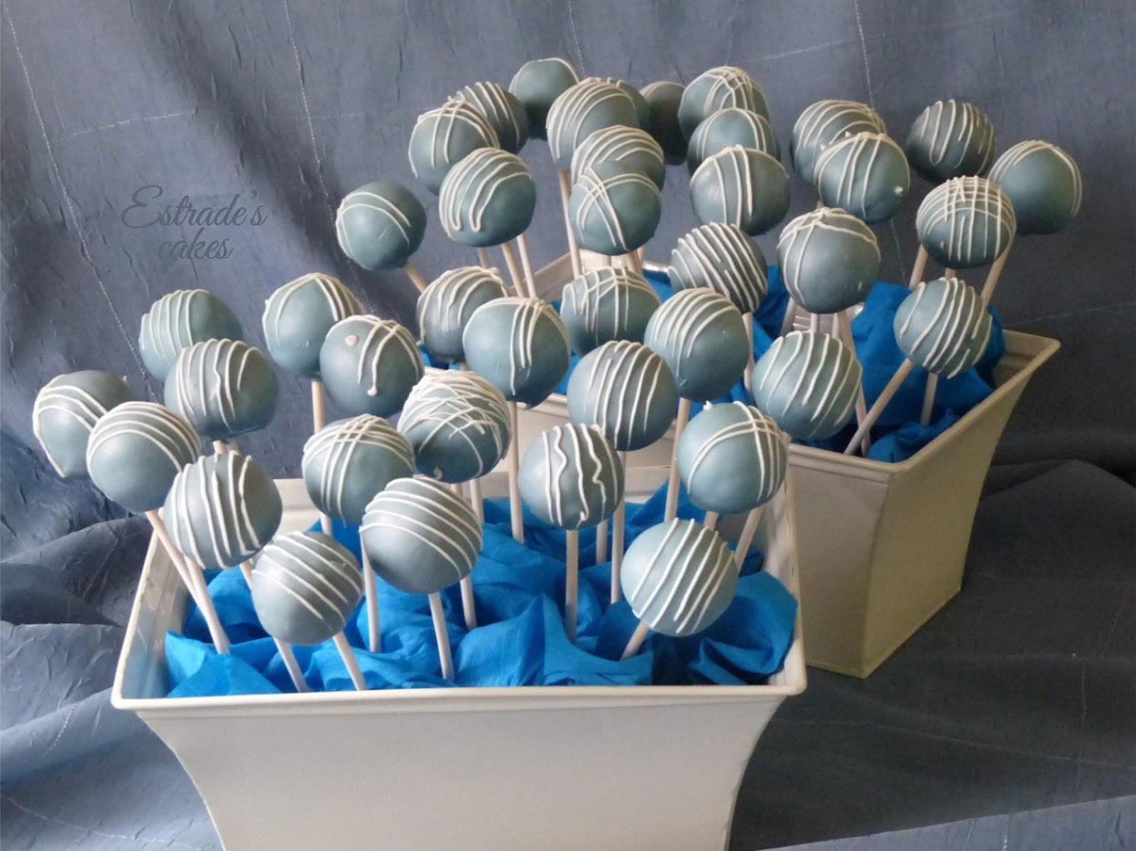 cake pops de boda - 1