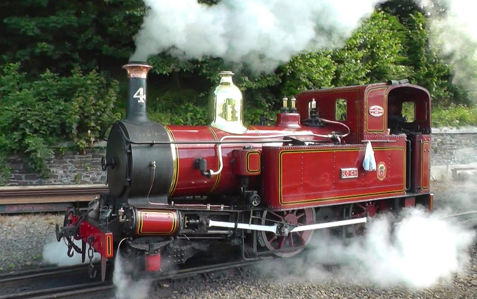 Narrow Gauge Railways Uk Isle Of Man Steam Railway