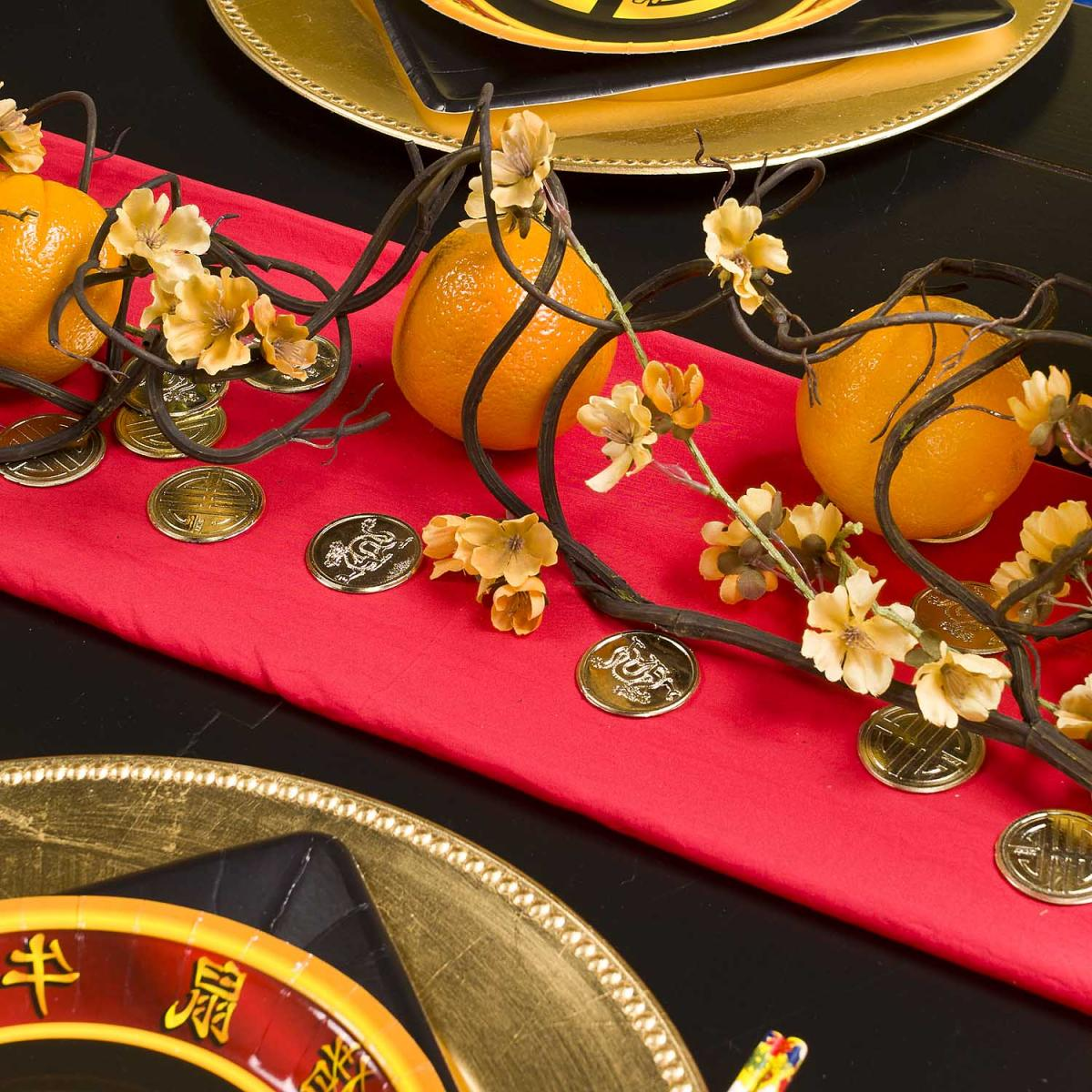 Chinese table setting - Chinese New Year Table Setting Centerpieces Ideas