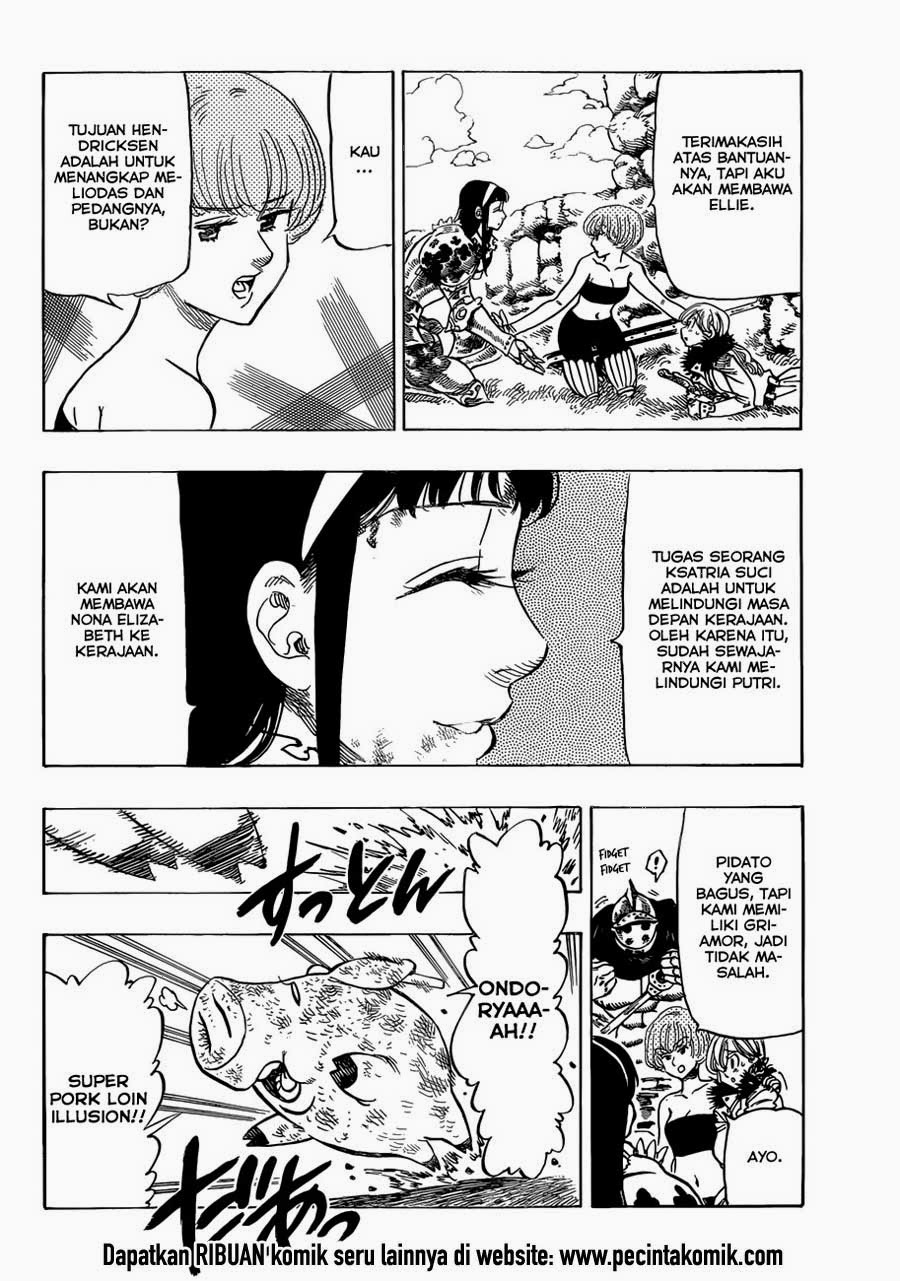 Komik nanatsu no taizai 045 - violent carnival 46 Indonesia nanatsu no taizai 045 - violent carnival Terbaru 21 Baca Manga Komik Indonesia