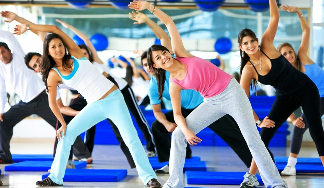 Country Club Aerobic Classes, Country Club India