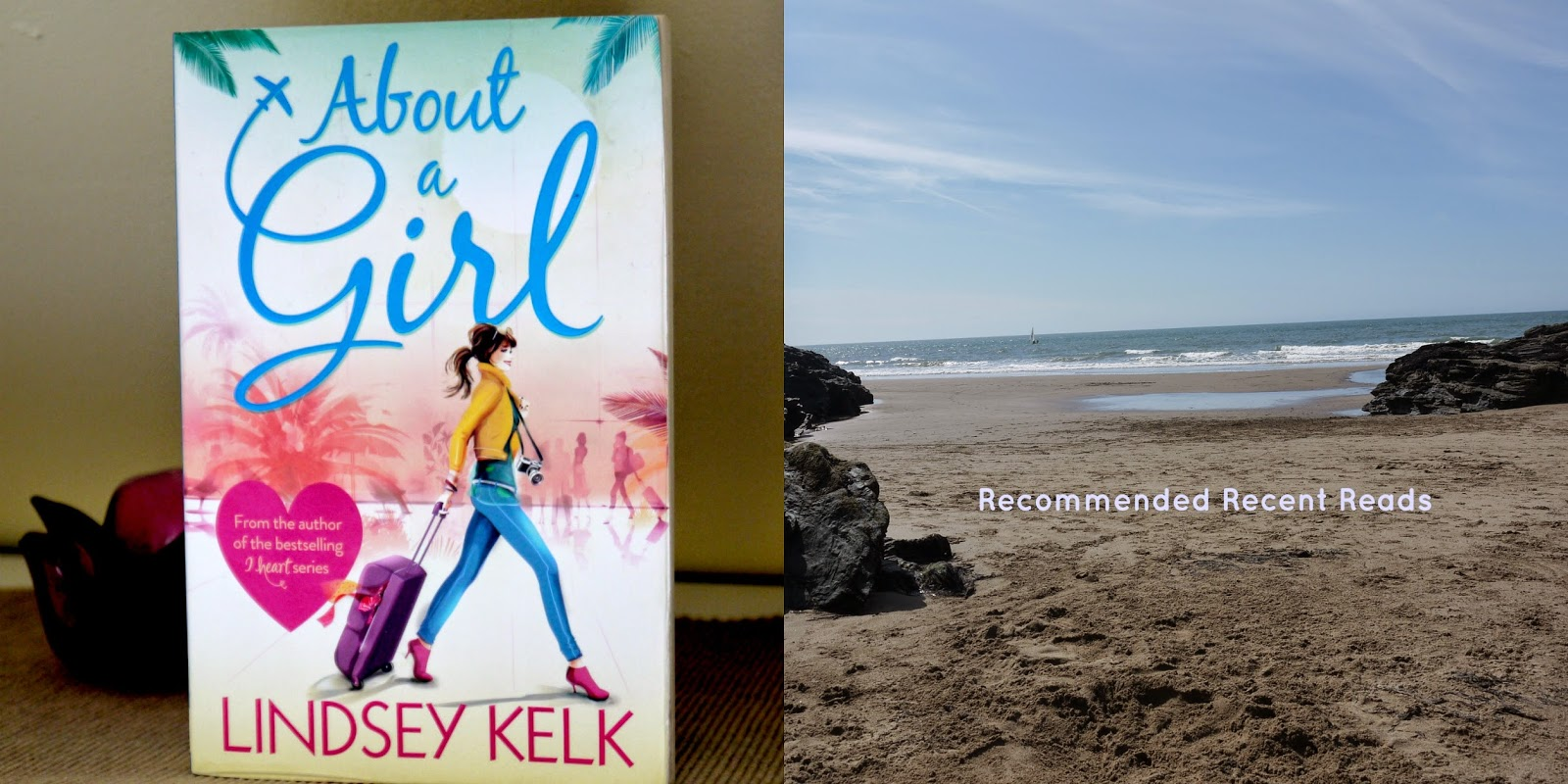 About a Girl by Lindsey Kelk (I heart series) book review