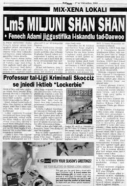 58 - John Dalli and the Daewoo Scandal
