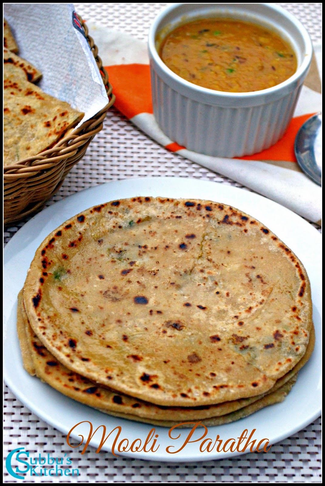 Mooli Paratha Recipe | Radish Paratha Recipe