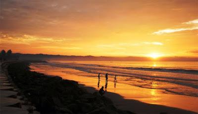 Tempat Wisata Pantai Pangandaran Ciamis