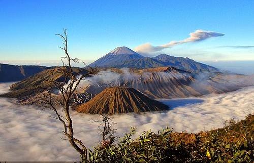 Gunung Bromo | Objek / Tempat Wisata di Jawa Timur