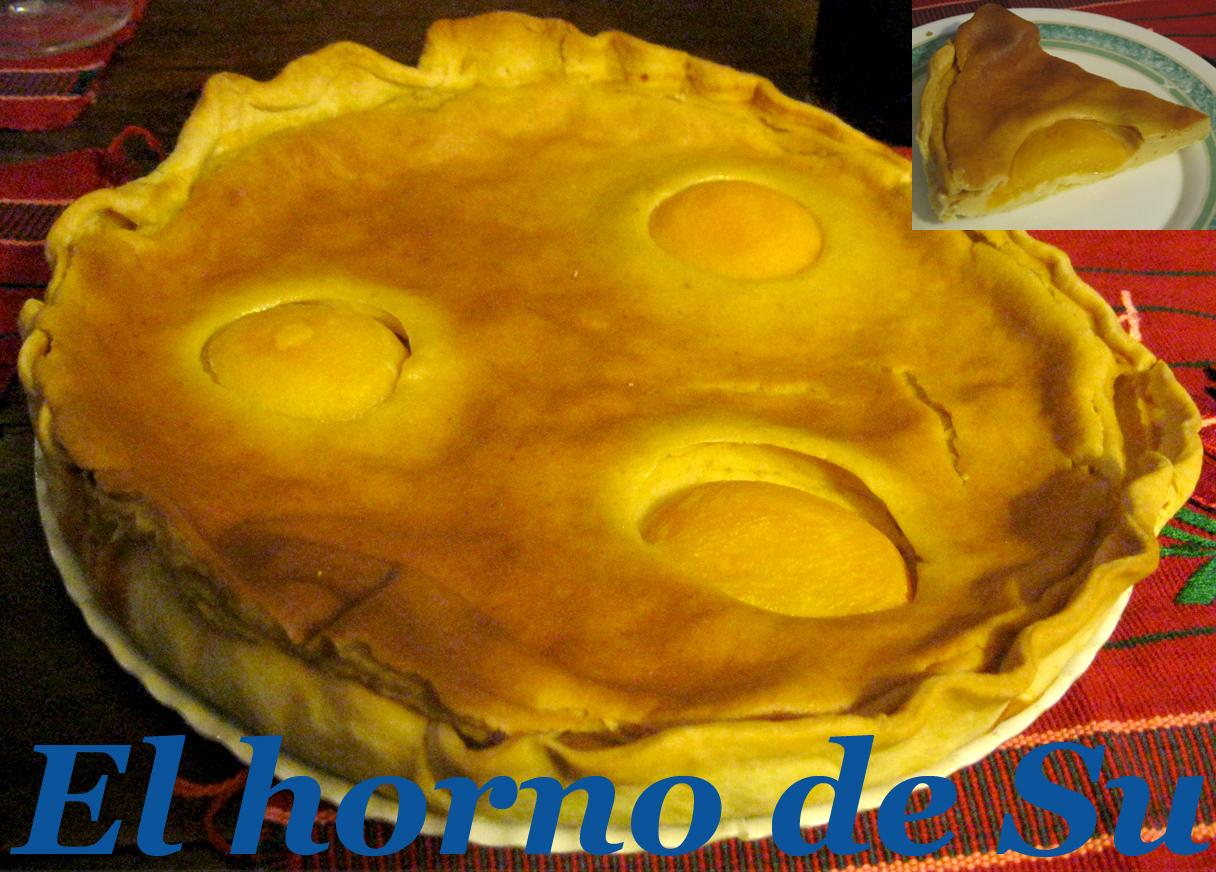 El horno de su tarta f cil de melocot n en alm bar - Como hacer melocoton en almibar ...