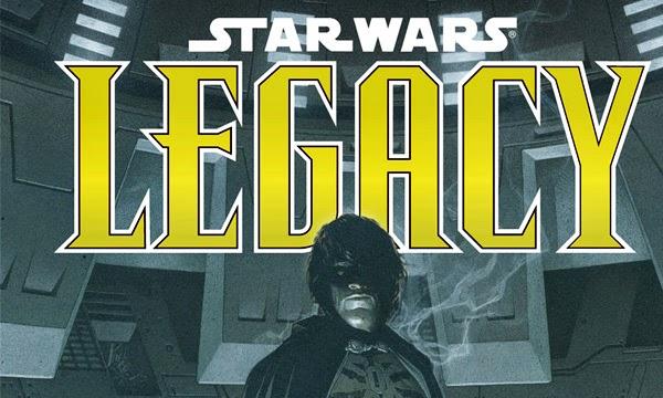 Star Wars Legacy Dark Horse Comics