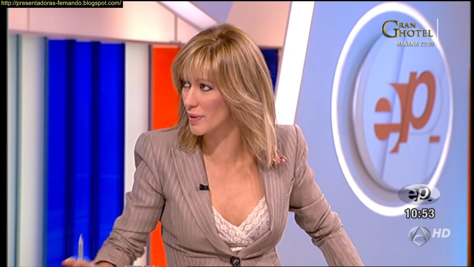 Presentadoras fernando susana griso espejo publico 9 10 2012 for Espejo publico verano