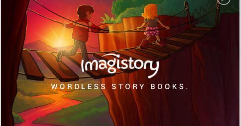 Imagistory- Awesome Digital Storytelling App for Kids