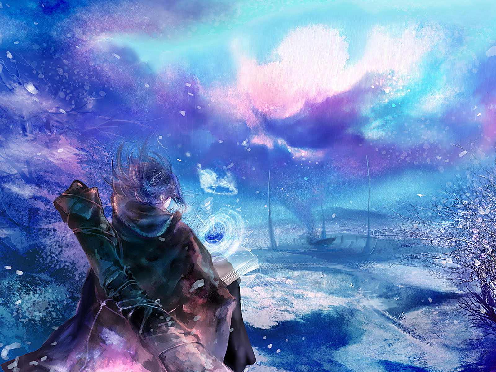 Best Wallpapers Collection: Best Anime girls Wallpapers II