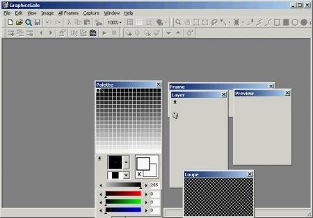 GraphicsGale 1.93.11 Portable 2