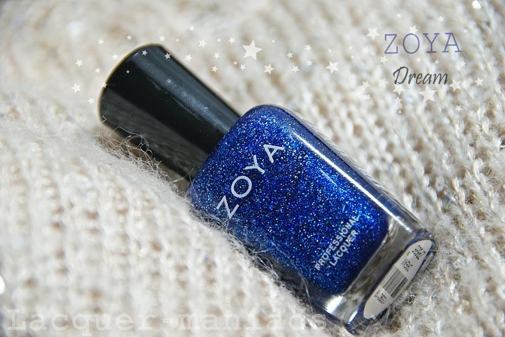 Zoya Dream z kolekcji Zenith - lakier jak marzenie