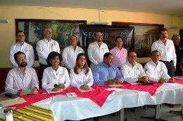 Veracruz cuenta con el respaldo del Presidente Enrique Peña Nieto: Delegados Federales