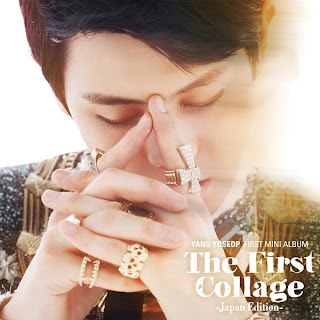 Yang Yoseop ヨソプ (from BEAST) -The First Collage -Japan Edition-.