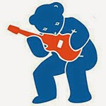 Blue Bear School of Music logo from lisabintuitive.com