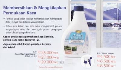 PowerMax Glass Cleaner