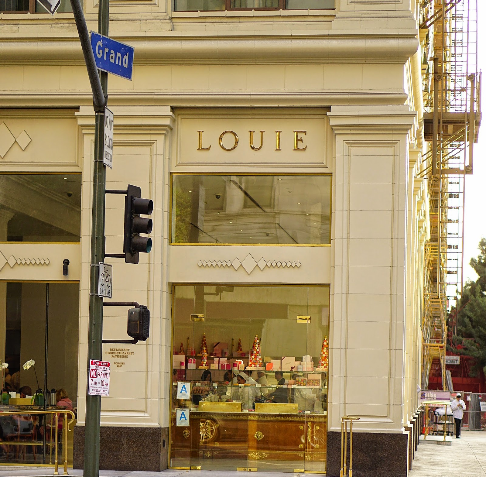 Bottega Louise, Los Angeles Hot Spot, Best Desserts In Los Angeles,