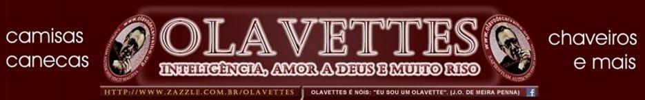 Loja OLAVETTES: produtos Olavo de Carvalho