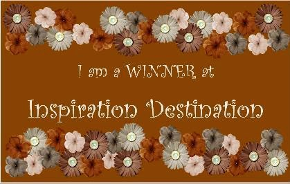 I won at Inspiration Destination