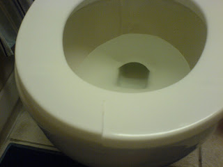 Home Amp Garden How To Replace Broken Or Damaged Toilet