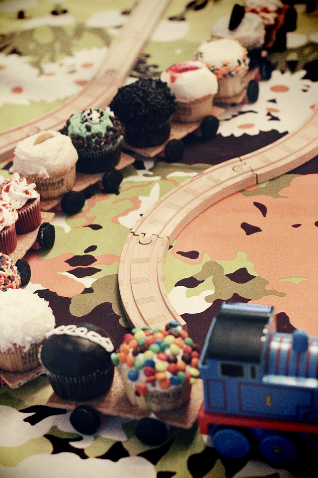 Party Frosting: Train theme party ideas and inspiration