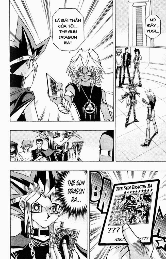 YuGi Oh – Vua Trò Chơi chap 277 Trang 3