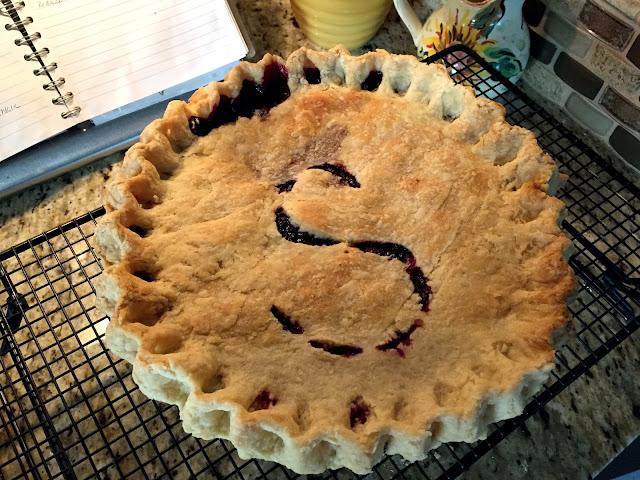 recipe for blackberry pie