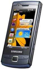 Samsung Omnia Lite, Smartphone, windows mobile phone