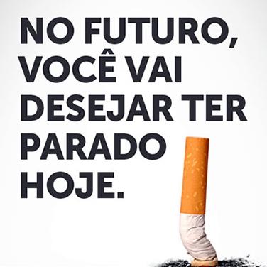 Diga não ao tabaco