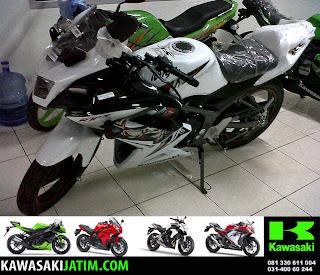 KRR 150RR SE New Striping