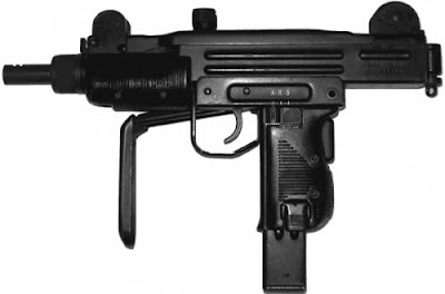 Sub Machine Gun 'SMG' serta Tipe-tipenya