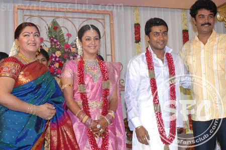 SURYA THE STUNNING STAR WEDDING PHOTOS