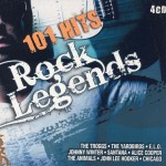 Capa do álbum 101 Hits Rock Legends (2012)