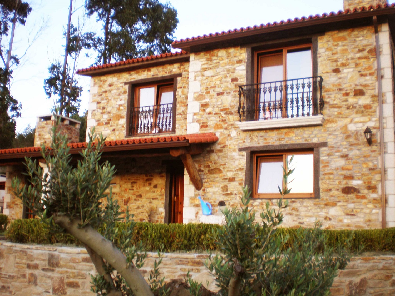 Construcciones r sticas gallegas casa con piscina - Rusticas gallegas ...
