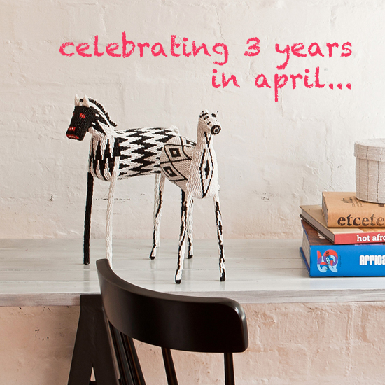 Safari Fusion blog | Celebrating 3 years... | Join our mailing list and receive 15% off your first purchase