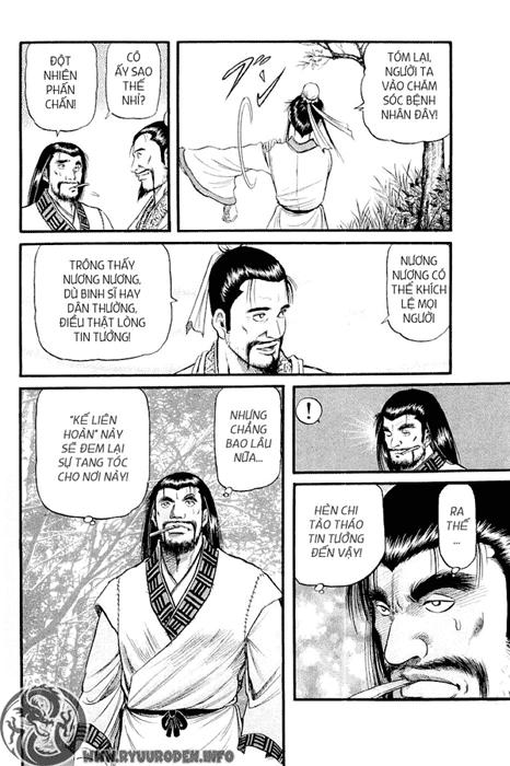 Chú Bé Rồng - Ryuuroden chap 57 - Trang 28