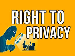 Right to Privacy & DNA Profiling