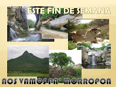 ESTE FIN DE SEMANA, VAMOS PA' MORROPON