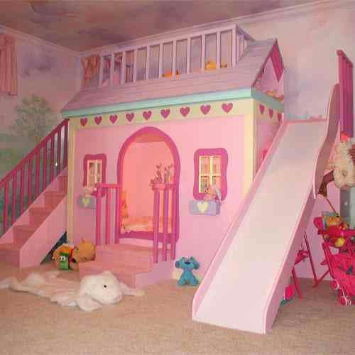 Decora hogar dormitorios con camarotes o literas modernas - Caballeros y princesas literas ...
