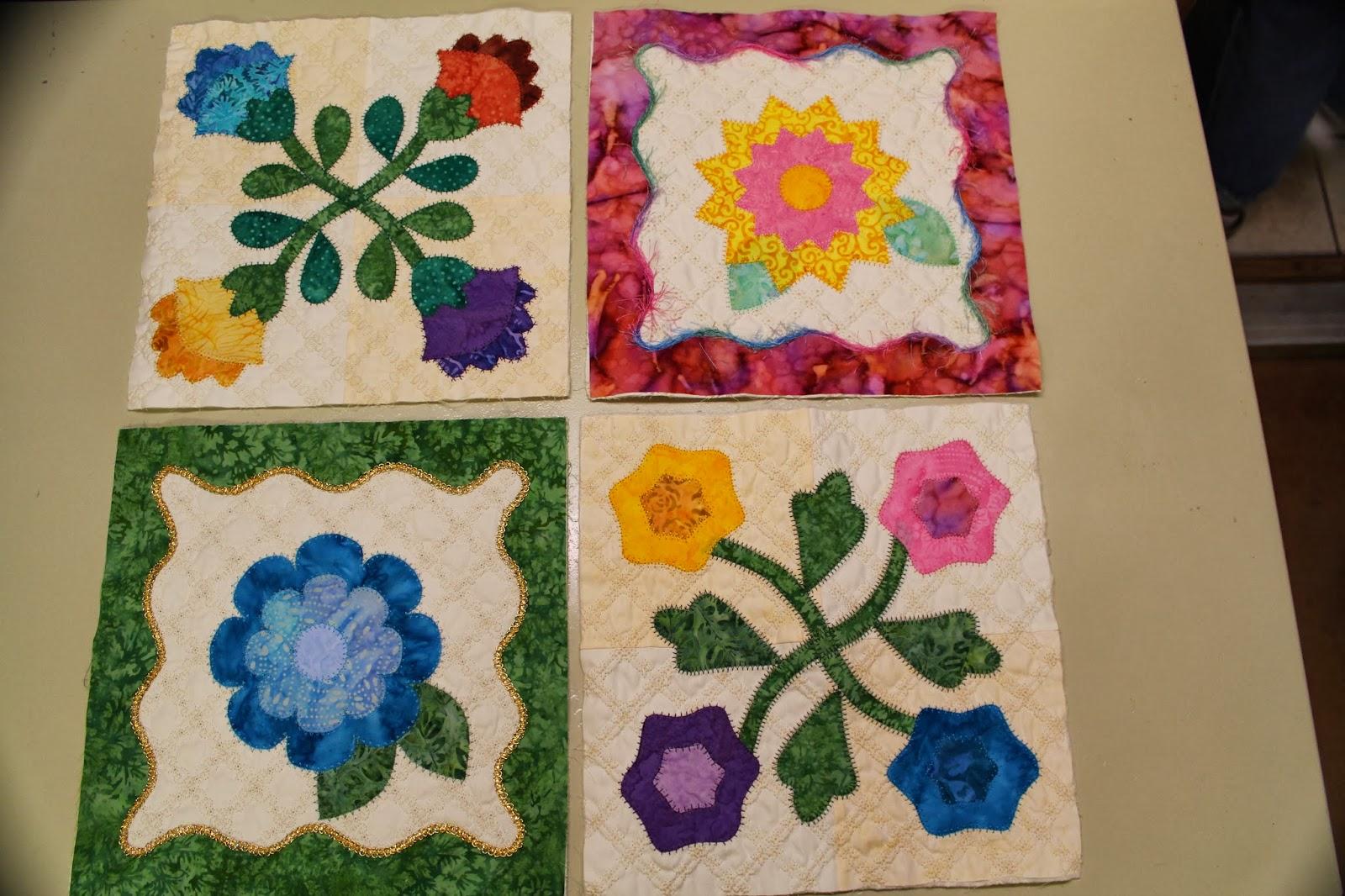 Karen 39 S Quilts Stitchers Garden