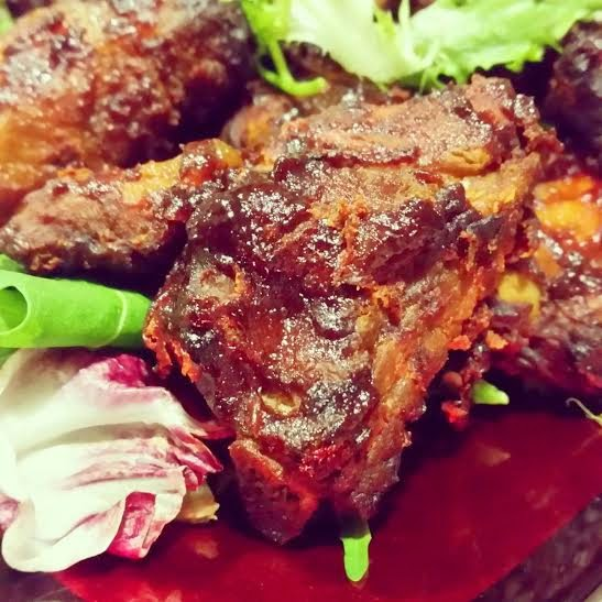 how to cook pork ribs in the oven after boiling