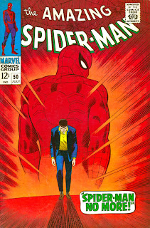 image of Amazing Spider-Man issue #50. First King Pin